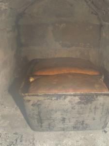 Хліб з печі