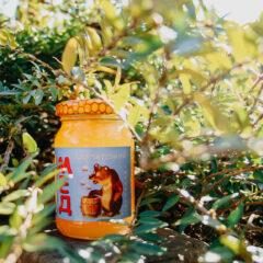 Корисний мед з Карпат