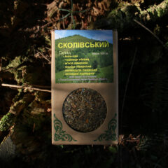 • чорниця лісова,  • м'ята лимонна,  • іван-чай,  • меліса лікарська,  • календула лікарська.