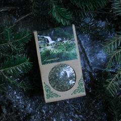 • Гісоп лікарський  • Листя ліщини лісової  • ожина сиза  • Іван чай  • Ехінацей пурпурна